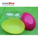 卵の形のプラスチックキャンデーCantainer