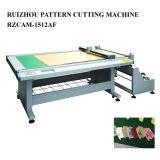 Trazador de gráficos automatizado del corte del modelo de la cartulina del cuchillo de la fricción