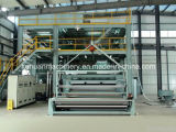 los 3.2m Ss Polypropylene Spunbond Non Woven Fabric Making Machine