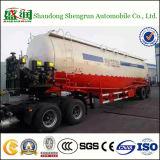 Het hete Verkopen V typt Tanker van het Cement van de Capaciteit van 65cbm 70cbm de Bulk