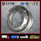 バス、トレーラー(19.5*7.5)のための造られたアルミ合金のトラックの車輪の縁