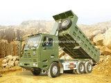 Sinotruk Mining 25 톤 임금 덤프 트럭