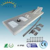 Luz de rua solar Integrated do diodo emissor de luz da luz de rua do preço de fábrica 6W-120W com alta qualidade