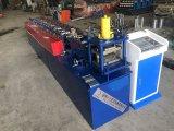 Rullo d'acciaio automatico del portello dell'otturatore che forma macchina con il PLC
