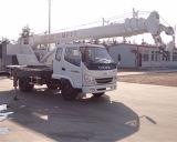 7トンの油圧クレーン車のトラックの油圧トラッククレーン