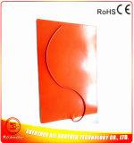 700*500*1.5mm 3D Printer Verwarmde RubberVerwarmer 220V 1400W van het Silicone van het Bed