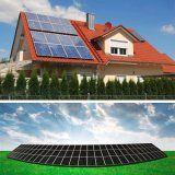 Панели Солнечных Батарей 200W Монокристаллического Кремния Фотоэлектрические Солнца