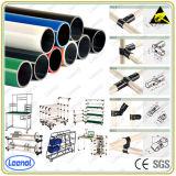 Lean antistatico Pipe con Joint Accessories per Usage industriale
