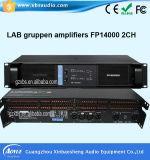 세륨 RoHS 증명서를 가진 최신 판매 오디오 전력 증폭기 Fp140000