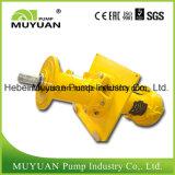 Центробежное высокое качество минируя насос Slurry минеральный обрабатывать вертикальный