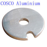 Profilo di alluminio personalizzato degli accessori con lavorare di CNC