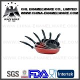 中国の製造者SGSは炭素鋼の棒のエナメルの鍋を非証明した