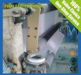 Máquina de capa de papel grabada