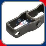 Catene di convogliatore d'acciaio del perno d'agganciamento di alta qualità