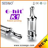 Popolare G-Colpire il vaporizzatore di vetro del globo K1 con il disegno di modo