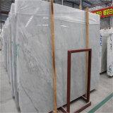 Сляб Bianco Carrara дешевого цены белый мраморный