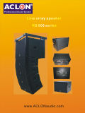 Mini Line Speaker Array (Serie RS600) / Line Array Activo / Desarrollado Line Array / Matriz Jbl Vrx900 estilo de conducción eléctrica