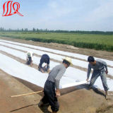 Geotextile короткого волокна любимчика Nonwoven для строительства дорог