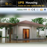 De Gediplomeerde Villa van het Staal van Geprefabriceerd huizen SABS Lichte