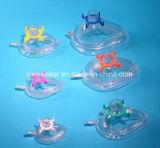 Mascherina dell'ammortizzatore di anestesia/mascherina adulta di anestesia di /Neonate della mascherina di anestesia
