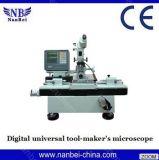 Цена микроскопа инструмента утверждения CE всеобщее оптически