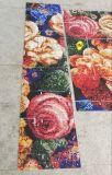 Mattonelle della parete del mosaico di disegno del reticolo di arte (HMP871)