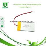 3.7V Li-ionen Prismatische Grootte 513048 van de Batterijcel van Lipo van de Batterij 850mAh