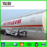 3 benzina dell'asse 42000L/serbatoio di combustibile/della benzina camion rimorchio di alluminio semi