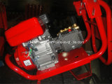 Agregado familiar Wdpw270 e arruela de alta pressão/líquido de limpeza do motor industrial de 9.0HP Gaoline