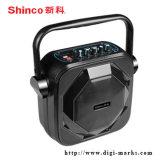 Spreker Ten laste van de Karaoke Bluetooth van 6.5 Duim de Plastic Actieve