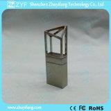 혁신적인 디자인 금속 구조 강철 USB 지팡이 (ZYF1721)