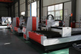 Автомат для резки лазера волокна высокой точности для стали углерода нержавеющей стали