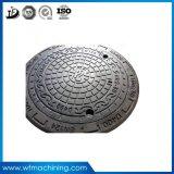 정화조를 위한 OEM 배수장치 주물 콘크리트 맨홀 뚜껑