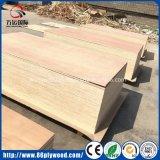 Madera contrachapada comercial de la secoya de la base de la mezcla de la madera dura
