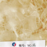 Película de pedra branca do revestimento da planície da largura de Yingcai 1m hidro