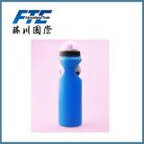 Пластмасса BPA освобождает бутылку воды спорта PE с футболом