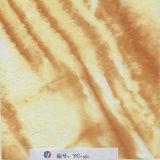 Пленка печати Aqua картины камня желтой вены ширины Yingcai 1m