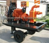 Насос двигателя дизеля, тепловозный пожарный насос, водяная помпа, Self-Priming насос двигателя дизеля