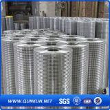Rete metallica saldata galvanizzata per la barriera di sicurezza