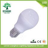 PC Plastic Aluminum Bulb de 3W 5 Watt 7W 9W 12W DEL