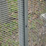 Cerco revestido de /Security da cerca da prisão da escalada Fence/358 do PVC anti
