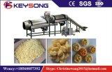 내뿜어진 옥수수 밥 식사 압출기 기계