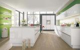 Projeto acrílico inovativo do gabinete de cozinha da melhor qualidade (zv-001)