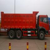 Sle를 위한 최고 가격 35t LHD/Rhd 340HP 6X4 Faw 10 바퀴 팁 주는 사람 덤프 트럭