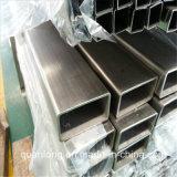 Conduttura del quadrato laminata a freddo Tp321 dell'acciaio inossidabile di alta qualità TP304