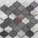 Mozaïek van de Decoratie van de Muur van de Vorm van de lantaarn het Aluminium Gemaakte (CFA86)