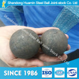 高品質Dia20mm-150mmの鋼鉄媒体Gringingは造った球(B2) (HRC60-64)を