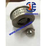 APIの鋳造物鋼鉄またはステンレス鋼のばねのウエファーの小切手弁