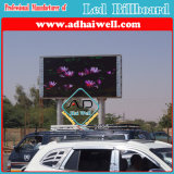 P16 impermeabile LED Digital Viedo cartelli pubblicitari acciaio Struttura