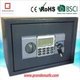 De Brandkast van de elektronika met LCD Vertoning het Stevige Staal voor van het Bureau (g-25ELD)